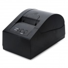 TBY POS58B Thermal Receipt Printer Bill Printing Machine - Black