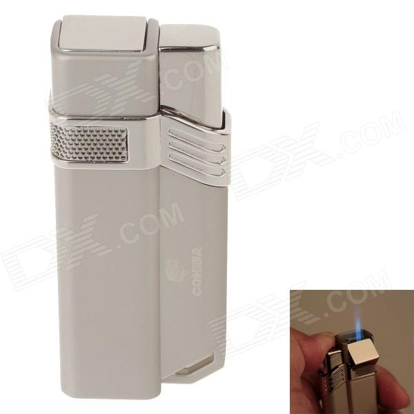 COHIBA H063B Fashionable Super Fire Windproof Butane Jet Flame Lighter - Silver проектор viewsonic pro8520wl dlp 1280x800 5200ansi lm 5000 1 usb hdmi