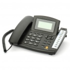 "2.8"" LCD VOIP + PSTN Desktop Business Phone"