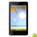 "K8 7"" Android 4.2 Dual-Core Tablet PC w/ 1GB RAM / 8GB ROM / 2 x SIM - Silver + White"
