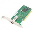 Winyao WY545F PCI Gigabit Fiber Desktop Adapter Network Card - Green