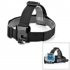 HGYBEST Camera Fixed Headband for Gopro Hero 4/2 / Hero3 / 3+ / Flashlight - Black