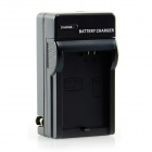 DSTE Battery Charger for Canon EOS Rebel XSi T1i XS - Black (US Plugss)