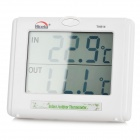 NICETY TH814 4.0 LCD Digital Household Thermometer - White (1 x AA Battery)