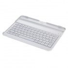 YBK-1006 Waterproof Dust-free Bluetooth V3.0 78-Key Keyboard for Samsung Galaxy 7500 / 7510 - Silver