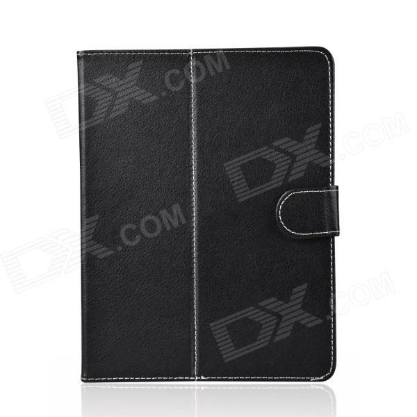 8-inch 360 Degree Rotation PU Leather Case for 8-inch Tablet PC - Black щипцы braun st 310