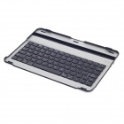 YBK-1006 Waterproof Dust-free Bluetooth V3.0 78-Key Keyboard for Samsung Galaxy 7500 / 7510 - Black
