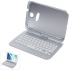 Waterproof Dust-Free 360 Degree Rotation Bluetooth V3.0 59-Key Keyboard for Samsung Galaxy Note 8.0