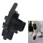Multifunctional Universal Sports Armband Bag for Iphone / Samsung + More - Black