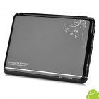 LGR-TV Android 4.0 Mini PC Google TV Player w/ 1GB RAM / 8GB ROM / SD / AV / HDMI / EU Plug - Black