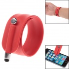 Creative-Armband Stil Phone Touch-Screen-Stift - Rot
