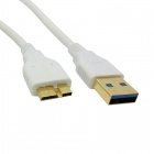 CY Micro USB 9-Pin Male to USB 3.0 Male Data Sync / Charging Cable for Samsung Galaxy Note 3 N9000