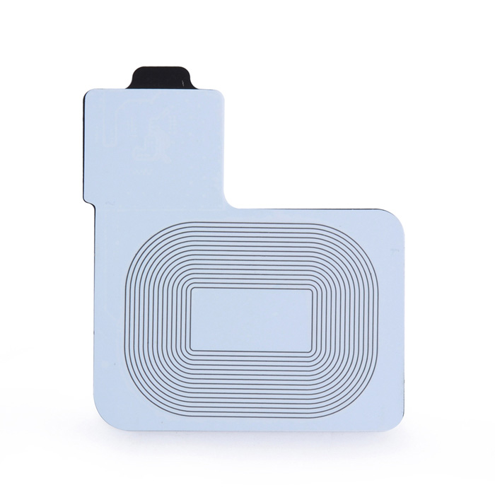 Itian Wireless Charging Receiver for Samsung Galaxy S4 i9500 - White