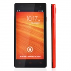 "HM1 Dual-Core Android 4.2 WCDMA Bar Phone w/ 4.7"", Dual-Camera and Wi-Fi - Red"