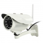 ZONEWAY ZW-NC628M Outdoor Waterproof CMOS IP Camera w/ WIFI / IR-CUT / 18-LED Night Vision