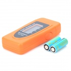 MD816 Mini Digital 1.3'' LCD Moisture Meter - Orange