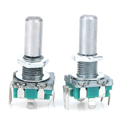Rotary Encoder Dode Switch/EC11/Audio Digital Potentiometer (2PCS)
