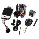 COBAN Portable Waterproof Car GPS / GSM / GPRS Personnel Tracker