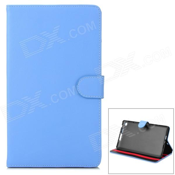 Protective PU Leather Case for Google Nexus 7 II - Light Blue ballu bwh s 100 nexus