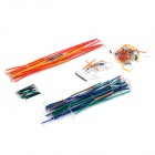 PVC Jumper Wire for Bread Board - Multicolored (140 PCS)