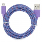 Micro USB Male to USB Male Data Charging Cable for LG NEXUS 5 / E980 / LG NEXUS 4 + More (200cm)