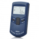 "MD918 Digital 2.2"" LCD induction Wood Moisture Tester - Dark Blue + Black (3 x AAA)"