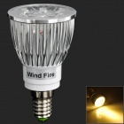 WindFire E14 5W 300lm 3000K Warm White Spotlight (AC 85~265V)