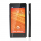 "HM1 Dual-Core Android 4.2 WCDMA Bar Phone w/ 4.7"", Dual-Camera and Wi-Fi - Grey"