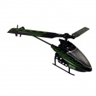 YD 117 4-Channel 2.4G No Wing Remote Control Aircraft - Green