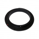 BZ Screw Mount Lens to Canon EOS 49mm Body Adapter Ring - Black