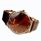 SINOBI 9141 Fashion Retro Men's Quartz Watch - Brown