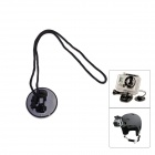 SMJ A-ST Safety Buckle Tether w/ WaterProof High Durable 3M VHB for Gopro Hero 4/ 3+/3/2/1/SJ4000