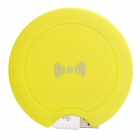 X6 Qi Standard Mobile Wireless Power Charger for Nokia Lumia 920 / LG Nexus 4 + More - Yellow