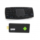iTaSee MK809BII + I9 Air Mouse Dual-Core Android 4.2 Google TV Player w/ 1GB RAM / 8GB ROM / HDMI