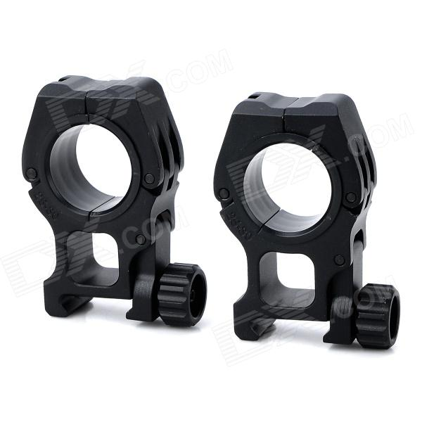 20mm Separate Gun Bracket Scope Mount for M4 m4 male m 25 30 35 40 45 50 55 60 mm x m4 6mm female brass standoff spacer copper hexagonal stud spacer hollow pillars