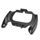 Plastic Controller Grip / Stand for PS Vita 2000 - Black