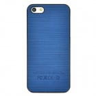 Protective Plastic Case for Iphone 5 - Blue