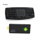 iTaSee MK809BIII + I9 Air Mouse Quad-Core Android 4.2 Google TV Player w/ 2GB RAM / 8GB ROM / HDMI