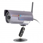 Wanscam AJ-C0WA-B116 Outdoor Wireless Waterproof 300KP IP Camera - Purple