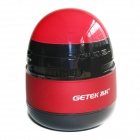 GETEK GK- A12 Rechargeable Bluetooth V3.0 + EDR Wireless Portable Speakers - Black + Red