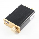 GR20 Aluminum Digital Hi-Fi Stereo Audio Digital Power Amplifier - Black + Golden