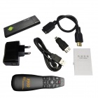 Ourspop M9B + Rii R900 Air Mouse Dual-Core Android 4.2.2 Google TV Player w / 1GB RAM / 8GB ROM UE