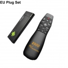 Ourspop M9B+Rii R900 Air Mouse Quad Core Android 4.2.2 Google TV Player w/ 2GB RAM / 8GB ROM EU