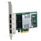 Winyao WYI350-T4 RJ45 / PCI-E Network Card Adapter - Green