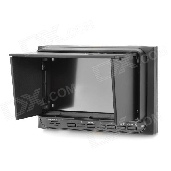 "FEELWORLD FPV-500A Universal 5"" TFT LED Screen Monitor - Black"