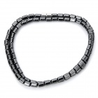 Cylindrical Magnetic Beads - Black (80 PCS)