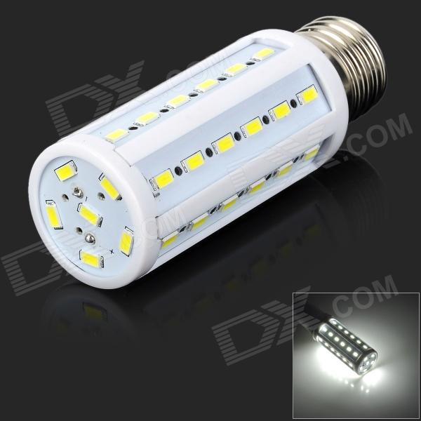 E27 10W 550lm 42-SMD 5730 LED White Light Corn Lamp (AC 220V) lexing lx r7s 2 5w 410lm 7000k 12 5730 smd white light project lamp beige silver ac 85 265v