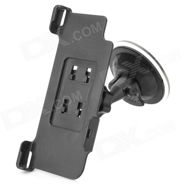 Car Windshield Mount Holder for Sony L39h Xperia Z1 / Xperia i1 - Black petreet natura tonno rosa con calamari