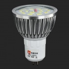 LeXing MR16 G5.3 6.5W 550lm 15-LED Cold White Spot Light (AC 85~265V)