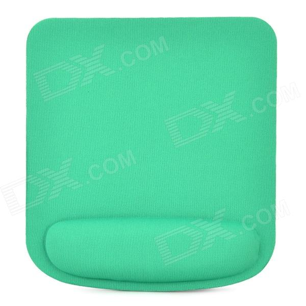 Cloth + EVA Computer Mouse Pad - Grass Green + Black